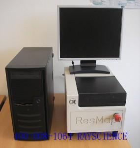 CDE ResMap 四点探针 (ResMap 178)4探针测试系统(电阻率,面电阻)