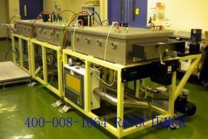 In-Line PECVD system for HIT junctions 用于制备高效异质结太阳电池的直线型等离子体化学气相沉积系统